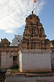 Rear view of Mallikarjuna temple at Hospet.JPG
