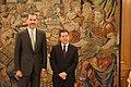 Recepción del Rey en el Palacio de Zarzuela (19506222559).jpg