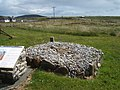 Reconstruction of Burial Cairn - geograph.org.uk - 1362069.jpg