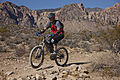 Red Rock mountain biking (24994417442).jpg