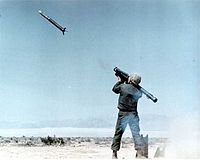 Redeye Surface to Air Missile Launch.jpg