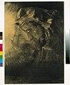 Redon - Portret van Verhaeren; de dichterhet idool, 1887 - 1888.jpg