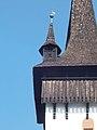 Református templom, fiatorony, 2017 Fehérgyarmat.jpg