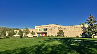 Royal Saskatchewan Museum - Image: Regina Museum (natural history and indigenous persons)