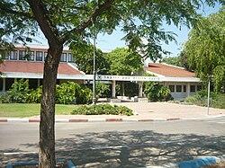 בניין המועצה האזורית עמק יזרעאל