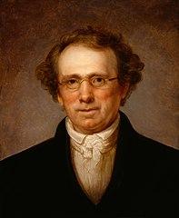 Portrait of Henry Robinson