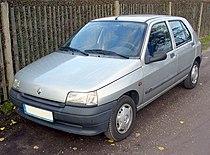 Renault Clio I Phase II Fünftürer RN.JPG