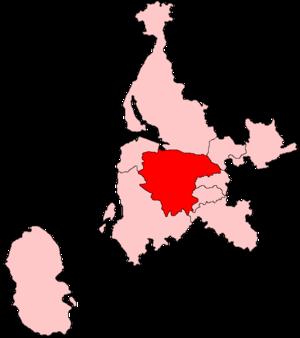 West Renfrewshire (Scottish Parliament constituency) - Image: Renfrewshire West Scottish Parliament Constituency