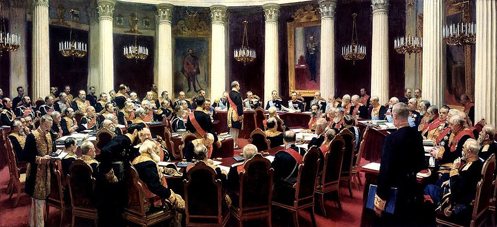 Repin state council