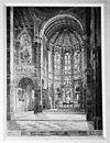 reproductie interieur in st.nic.kerk - amsterdam - 20013630 - rce