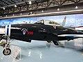 Republic F-84 Thunderjet turbojet fighter-bomber aircraft - Μαχητικό αεροσκάφος δίωξης-βομβαρδισμού (26427387224).jpg