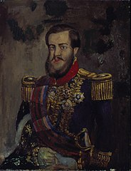 Retrato de Dom Pedro II, 1843