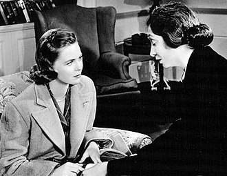 Aline MacMahon - Dorothy McGuire and Aline MacMahon in Reward Unlimited (1944)