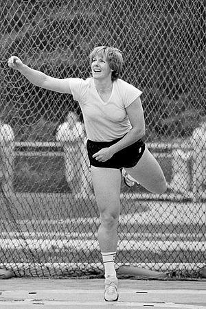 Ria Stalman - Ria Stalman in 1982