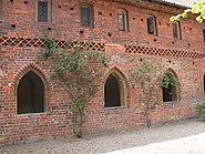 Ribe St.Katharina - Kreuzgang 4