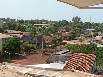 Riberalta - View of Riberalta