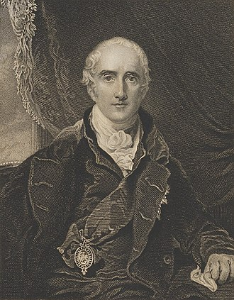 Third Anglo-Maratha War - Richard Wellesley, 1st Marquess Wellesley, who rapidly expanded the Company's territories with victories in the Anglo-Maratha Wars
