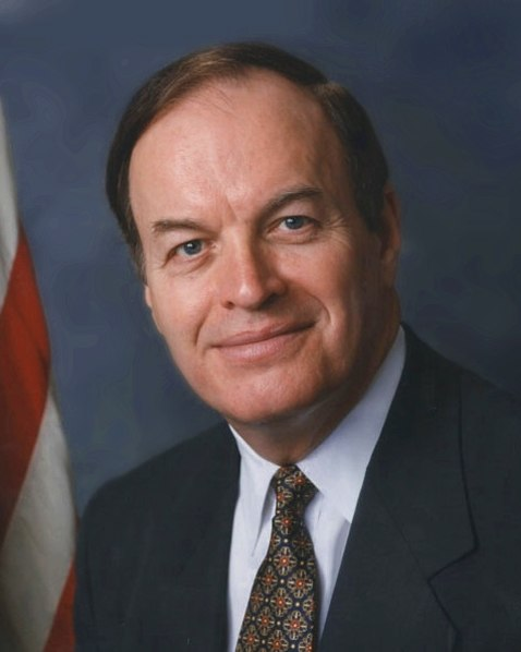 Richard Shelby official portrait