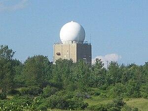 Ricketts Glen State Park radar