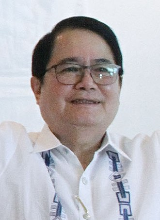 "Philippine Olympic Committee - Victorico ""Ricky"" Vargas, the president of the POC since March 5, 2018."