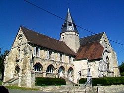 Église Saint-Denis de Rieux