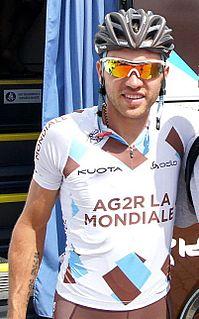 Rinaldo Nocentini Italian road racing cyclist