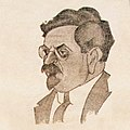 Rista Odavic, Podne br.1, 10. mart 1924.jpg