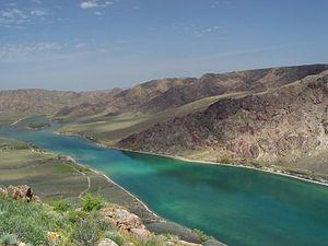 Dzungaria - Ili River
