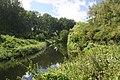 River Lark at Gravel Gardens - geograph.org.uk - 923625.jpg