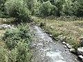 Rivière près du Poste-frontière Arménie-Karabagh sur la route Vardenis-Mardakert.JPG
