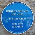 Robert Graves plaque.jpg