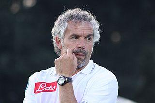 Roberto Donadoni Italian footballer and manager
