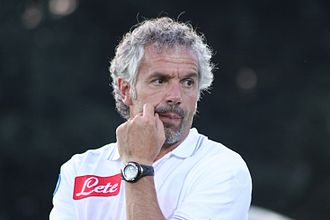 Roberto Donadoni - Image: Roberto Donadoni SSC Neapel (2)