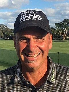 Rocco Mediate American professional golfer (born 1962)