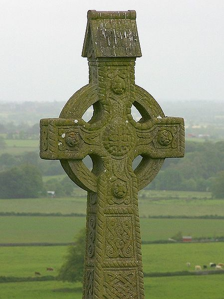 Haute croix du Rock of Cashel