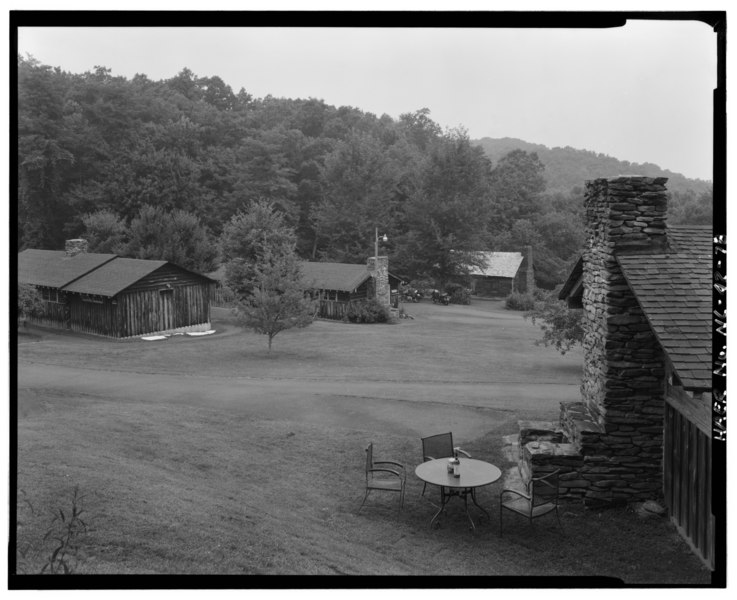 file rocky knob recreation area housekeeping cabins this