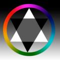 Roda cromàtica de l'espectre de l'obscuritat i de la llum.png