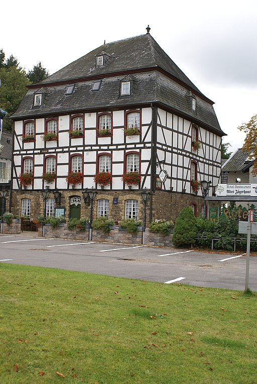 Roetgen-Mulartshütte Hahner Strasse 2