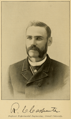 Rolla C. Carpenter - Carpenter was portrayed in Cassier's Magazine, January 1892.