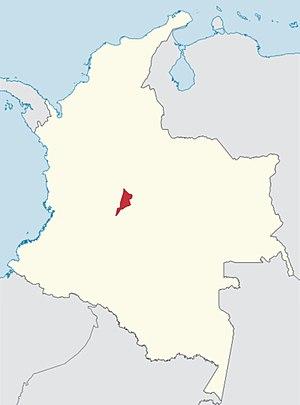 Roman Catholic Archdiocese of Bogotá - Image: Roman Catholic Diocese of Bogota in Colombia