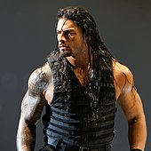 Roman Reigns - Wikipedia