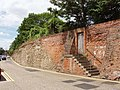 Roman wall repaired after civil war siege, Colchester - geograph.org.uk - 189280.jpg