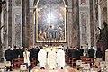 Rome Andrzej Duda Vatican City visit Saint Peter's Basilica 2020 P05.jpg