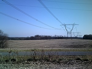 OHMS (1980 film) - Image: Rose Township Ohio from Clay Road