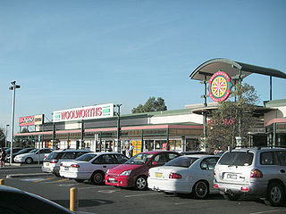 Rosemeadow, New South Wales Suburb of Sydney, New South Wales, Australia