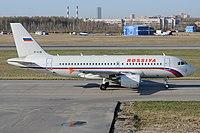 EI-EYM - A319 - Rossiya