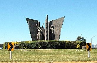 Ciudad de la Costa - Monument in Ciudad de la Costa