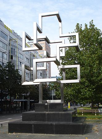 Woody van Amen - Taxat by Woody van Amen in Rotterdam, The Netherlands.