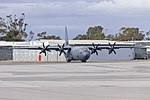Royal Australian Air Force (A97-440) Lockheed Martin C-130J Hercules taxiing at Wagga Wagga Airport.jpg