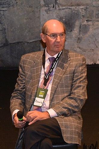 Dennis Jennings (Internet pioneer) - Dennis Jennings, 2016